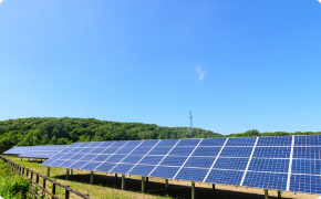 太陽発電のしくみとメリット